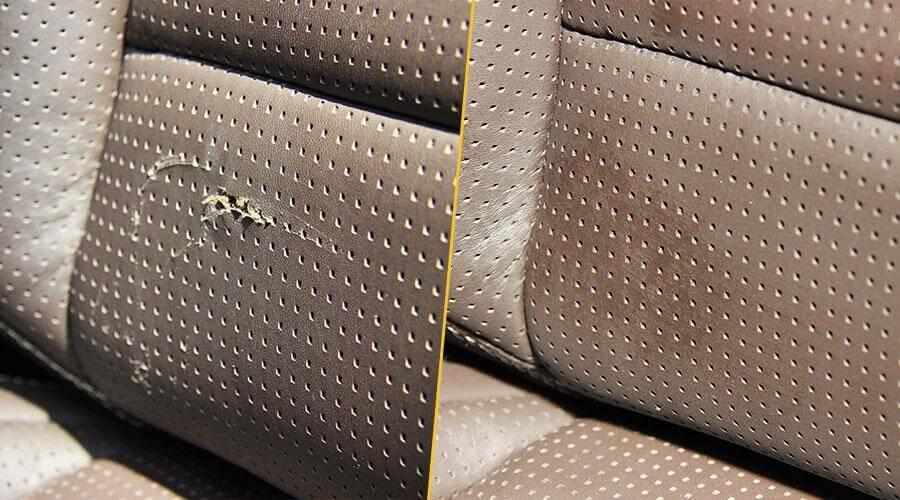 Ремонт сиденья Mercedes-Benz GL 63 AMG