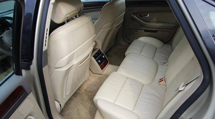 Комплексная химчистка Audi A8