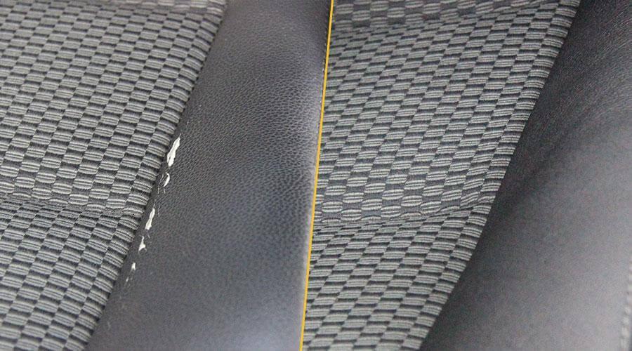 Замена элемента сиденья Mercedes A70