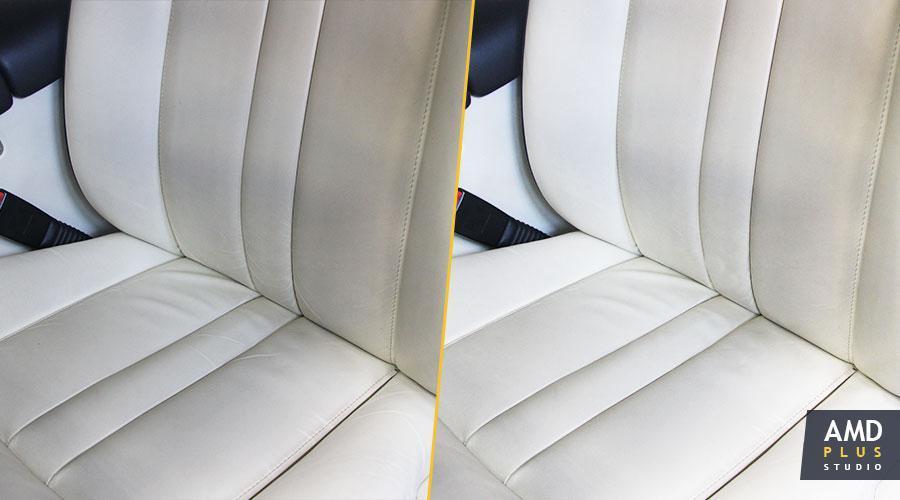 Химчистка обивки сидений Rolls-Royce Phantom