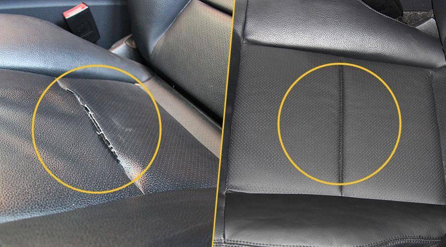 Замена элемента сиденья Mercedes