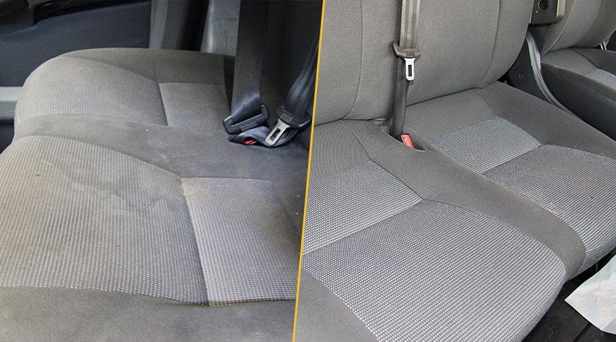 Химчистка обивки сидений Peugeot Boxer